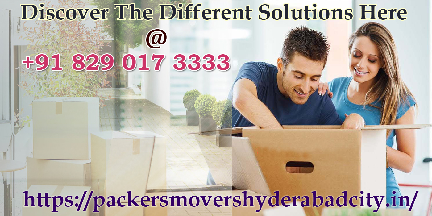 Local Packers And Movers Hyderabad