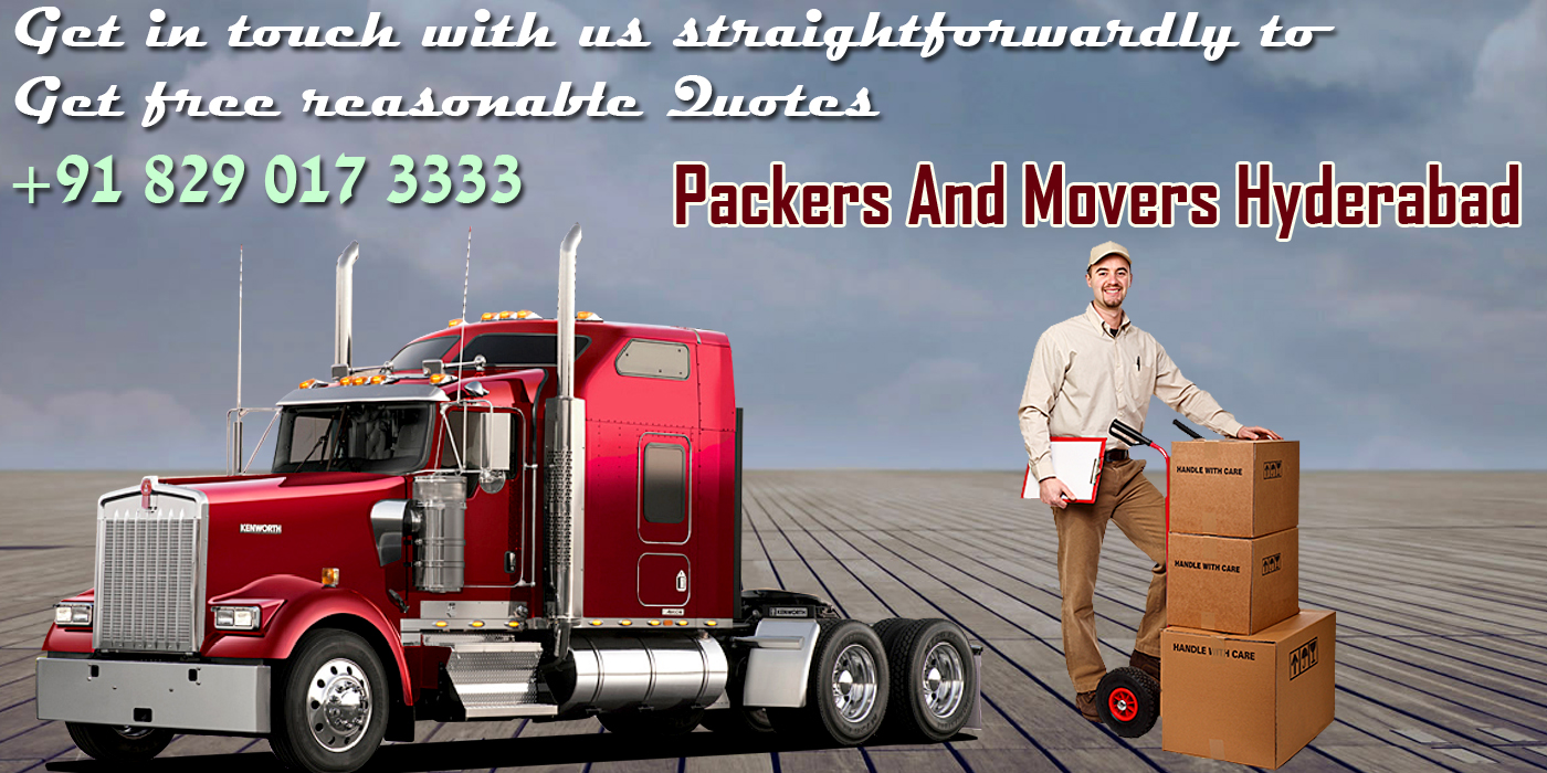 Approximate Charges of Packers and Movers Hyderabad