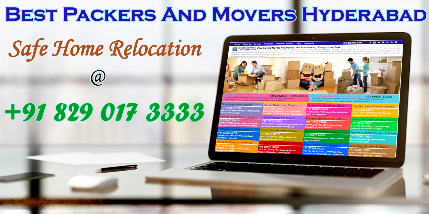 Local Packers And Movers In Hyderabad