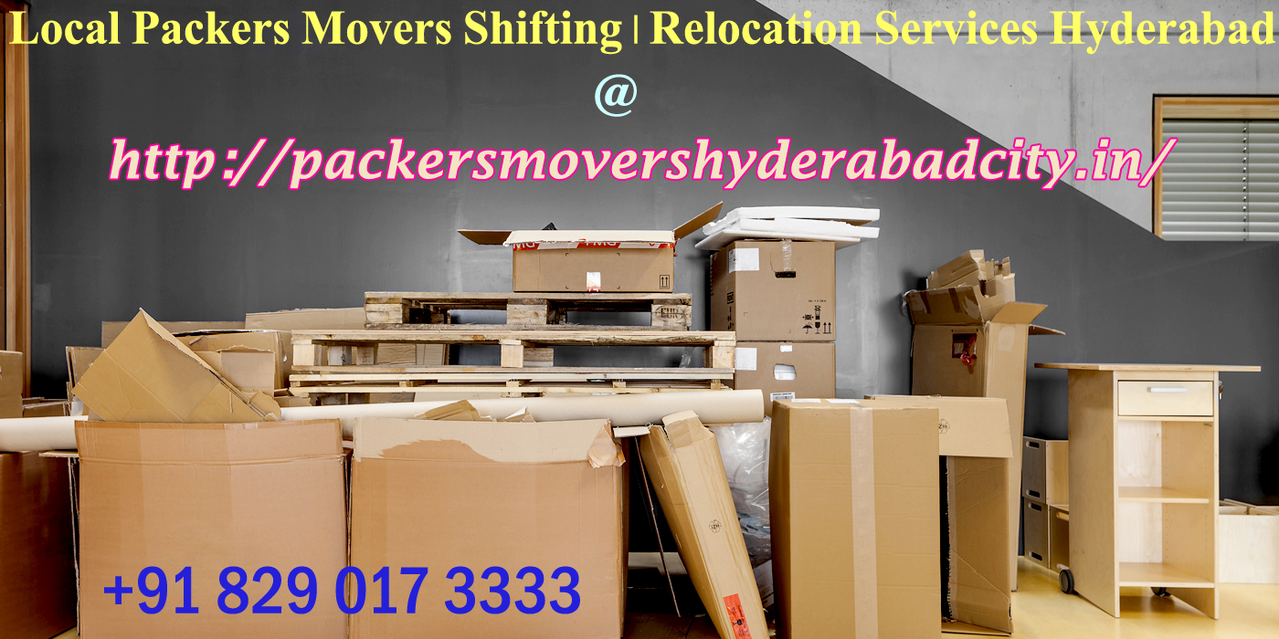 Packers and Movers Hyderabad Services