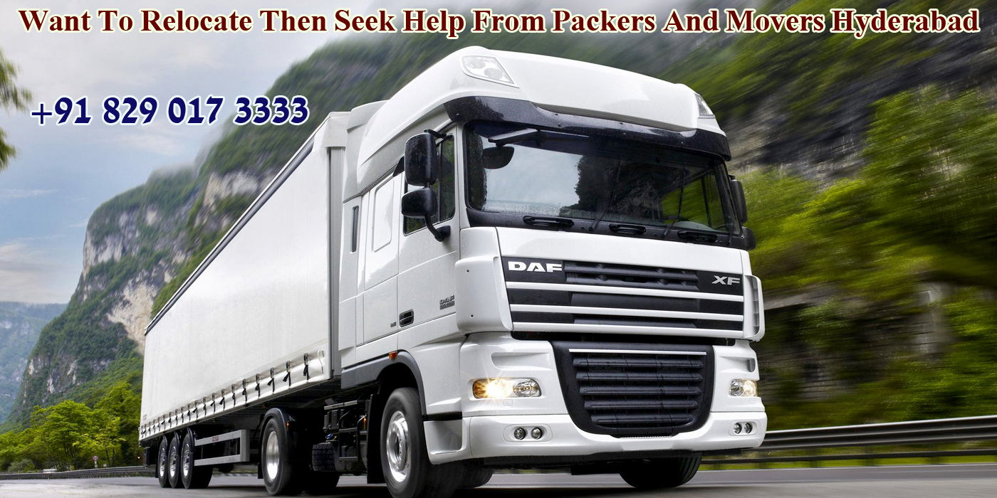 Safe And Secure Movers And Packers Hyderabad