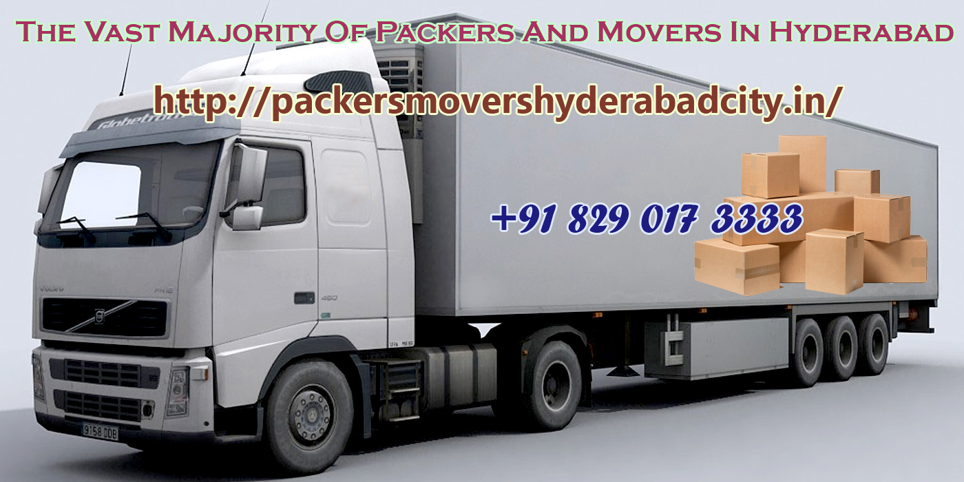 Renting A Moving Truck In Hyderabad