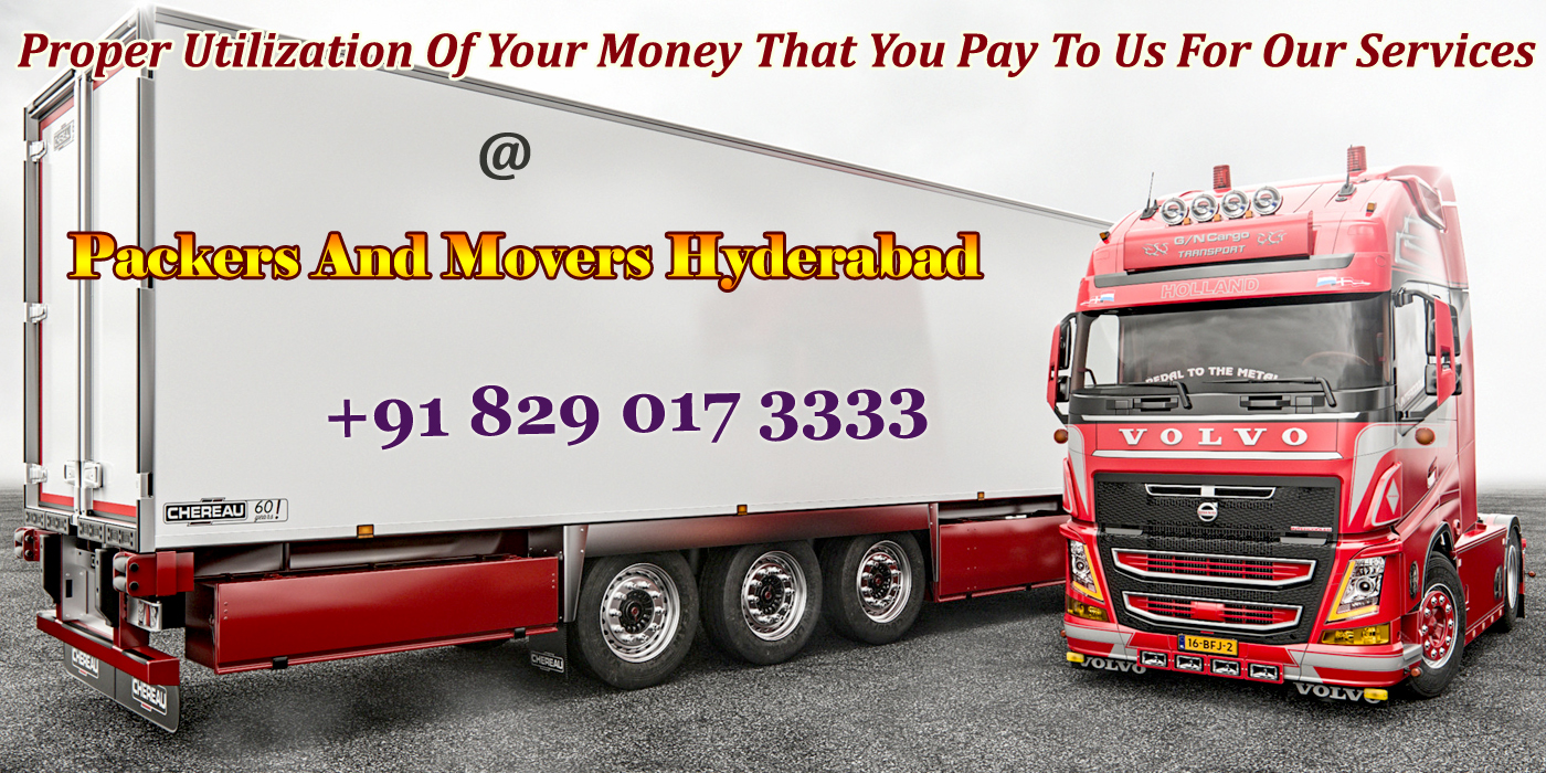 Safe Shifting with Packers and Movers Hyderabad