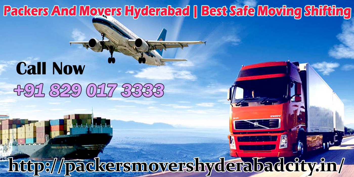 Shipment Fluently By Movers And Packers Hyderabad