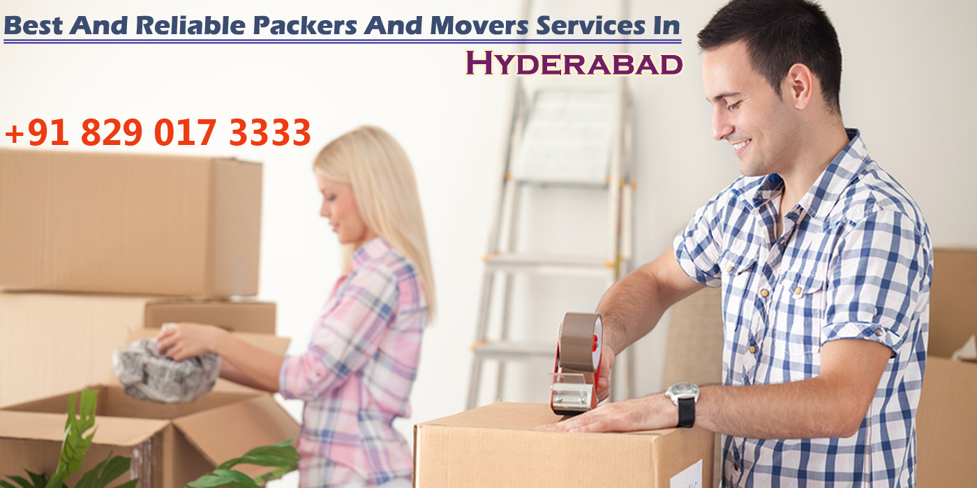 Unload with Packers and Movers Hyderabad
